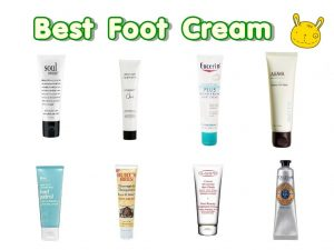 best foot cream